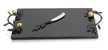 Сырная доска с гранатом и ножом MICHAEL ARAM