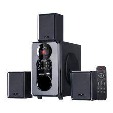 beFree Sound 3.1 Channel Bluetooth Surround Sound Speaker System BeFree Sound