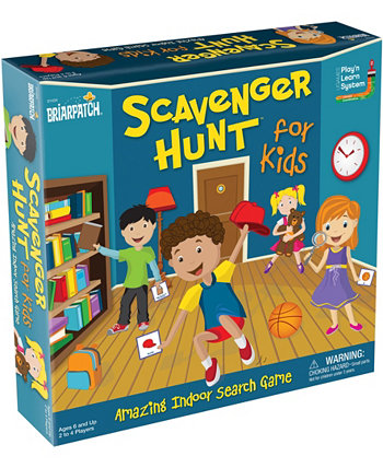 Scavenger Hunt для детей настольная игра Briarpatch