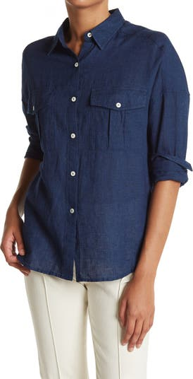Рубашка на пуговицах Keeper ALEX MILL