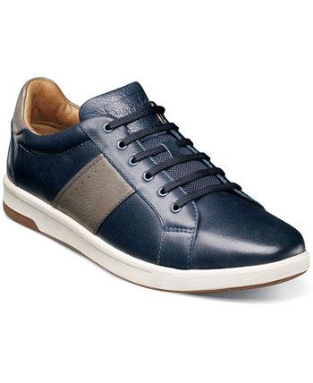 Мужские кроссовки со шнурком до носка и кроссовками Florsheim