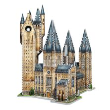 Wrebbit Гарри Поттер Астрономическая башня Хогвартса 875-шт. 3D Пазл Wrebbit