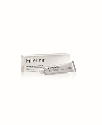 Крем для контура глаз и губ 3 класс Fillerina