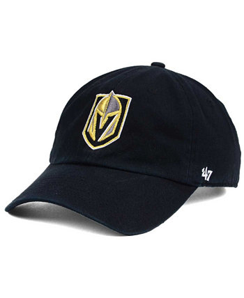 Кепка Vegas Golden Knights CLEAN UP '47 Brand