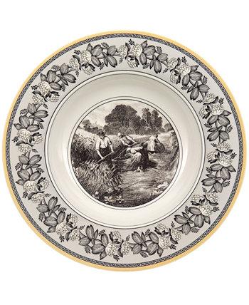 Столовая посуда, Чаша для супа с ободком Audun Ferme Villeroy & Boch