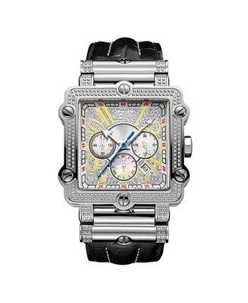 Мужские часы с бриллиантами Phantom Diamond (1 карат.т.) JBW