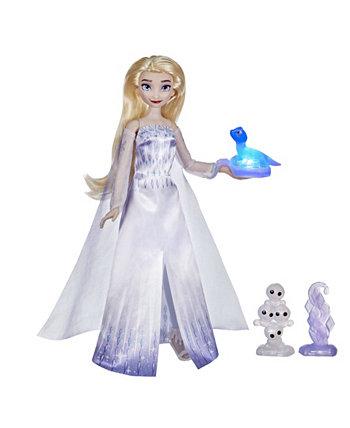 Волшебные моменты Эльзы Frozen