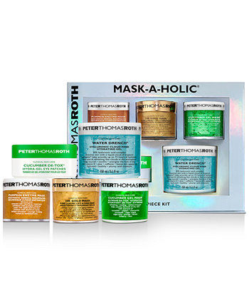 5-шт. Набор Mask-A-Holic Peter Thomas Roth