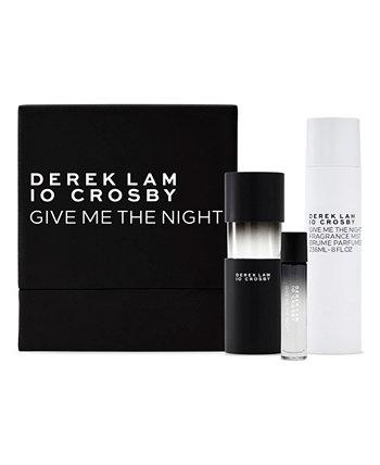 Женский подарочный набор из 3 предметов Give Me The Night DEREK LAM