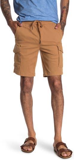Тканые шорты-карго HEDGE