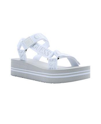 Женские сандалии на платформе Avin Strappy GUESS
