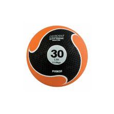 Champion Sports PRM30 30 lbs Rhino Elite Medicine Ball, Orange Champion Sports