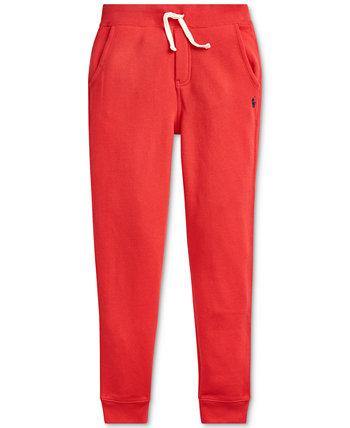 Флисовые брюки-джоггеры Big Boys Ralph Lauren