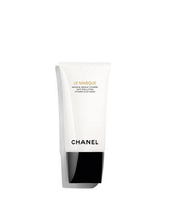 LE MASQUE Anti-Pollution Vitamin Clay Mask - Маска с витаминной глиной против загрязнения CHANEL