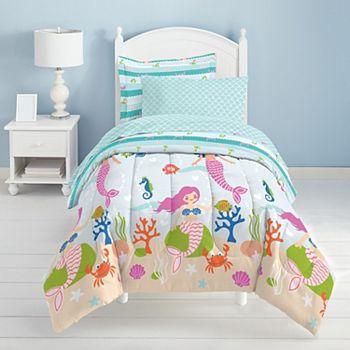 Dream Factory Mermaid Dreams Bed Set Dream Factory