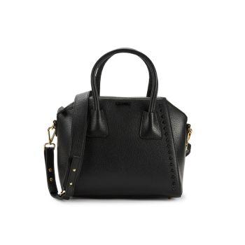 Кожаная сумка-портфель Minimi Preciosa Valentino By Mario Valentino