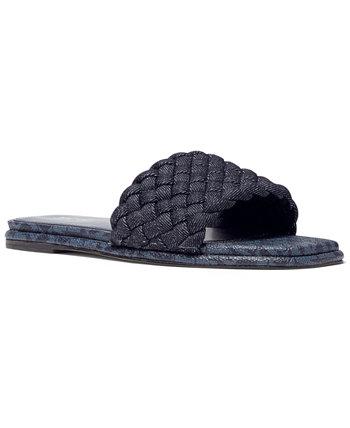 Женские сандалии Amelia Slide Michael Kors