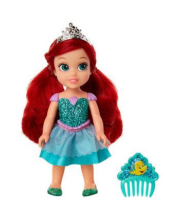Маленькая Ариэль с расческой Disney Princess