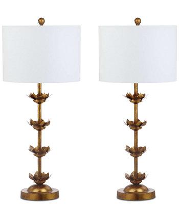 Lani Набор из 2 настольных ламп Safavieh