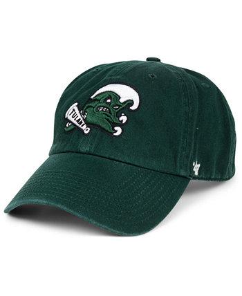 Tulane Зеленая волна CLEAN UP Cap '47 Brand