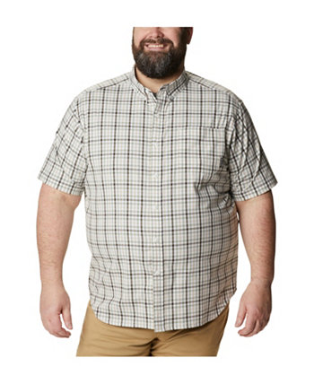 Мужская рубашка с короткими рукавами Big & Tall Rapid Rivers ™ II Columbia