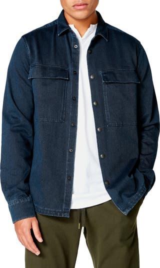 Приталенная куртка-рубашка Stadium Good Man Brand