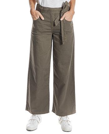Широкие брюки с высокой посадкой OAT