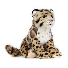Плюшевый дымчатый леопард от National Geographic от Lelly National Geographic