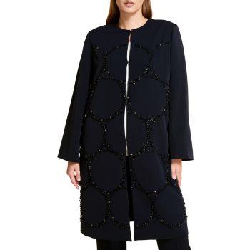 Пальто из бисера Marina Rinaldi, Plus Size