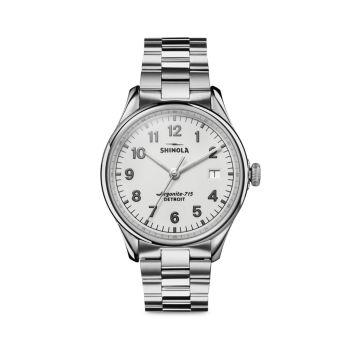 Часы-браслет Vinton из нержавеющей стали Shinola