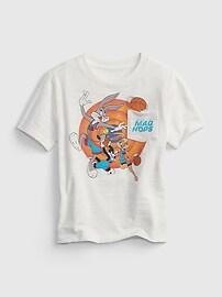 babyGap   Space Jam Graphic T-Shirt Gap