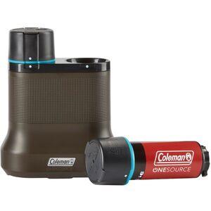 2-портовая станция быстрой зарядки Coleman OneSource + аккумулятор - 2 шт. Coleman