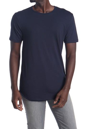 Базовая футболка с круглым вырезом KINETIX