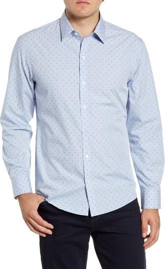Рубашка на пуговицах стандартного кроя Ricketts с принтом Zachary Prell