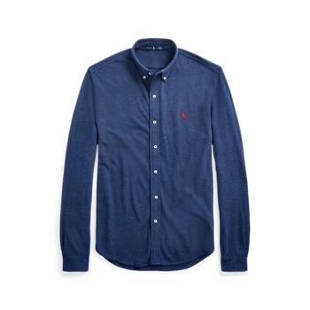 Легкая сетчатая рубашка Ralph Lauren