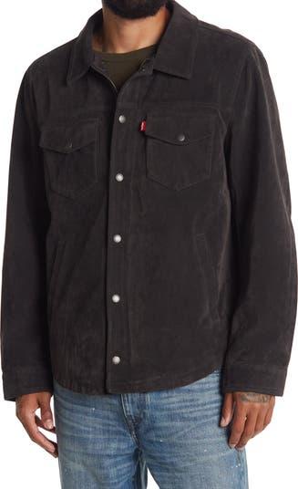 Куртка-рубашка из искусственной замши Levi's®