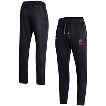 Men's Under Armour Black South Carolina Gamecocks All Day Open Bottom Pants Under Armour