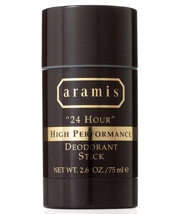 """Мужская высокопроизводительная дезодорант-карандаш """"24 часа"""", 2,6 унции Aramis"""