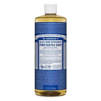 Dr. Bronner's Castille Liquid Soap - Peppermint Dr. Bronner's