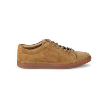 Замшевые кроссовки Canal Court Allen Edmonds