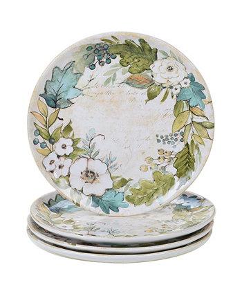 Природный сад 16-шт. Набор столовой посуды Certified International