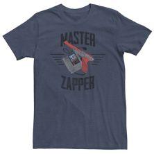 Big & Tall Nintendo Duck Hunt Master Zapper Vintage Tee Nintendo