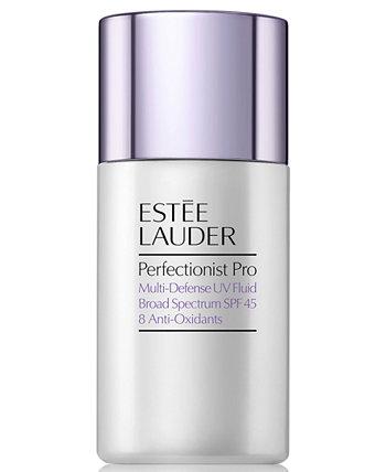 Perfectionist Pro Multi-Defense UV Fluid SPF 45, 1 унция. Estee Lauder