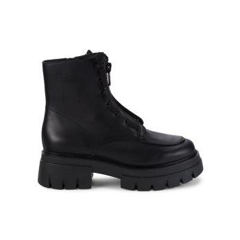 Кожаные ботинки Lynne ASH