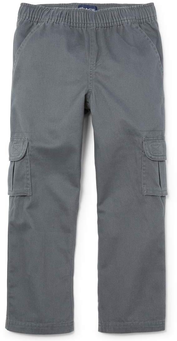 Брюки-карго без застежки Uniform (для детей младшего и школьного возраста) The Children's Place