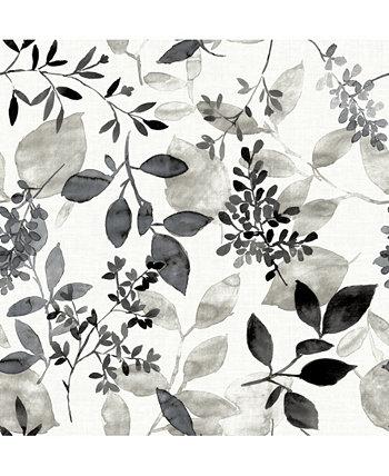 Обои с цветочным рисунком из паутинки - 396 x 20,5 x 0,025 дюйма Brewster Home Fashions
