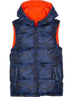 Reversible Camo Vest (Toddler/Little Kids/Big Kids) Appaman Kids