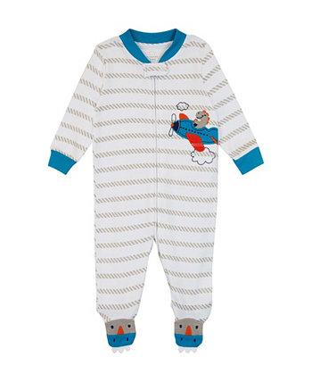 Baby Boys Самолет Footie Koala baby