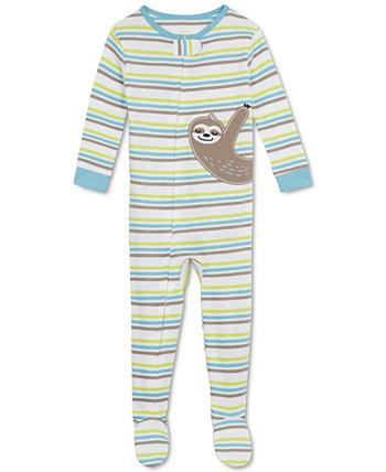 Полосатый хлопковый комбинезон для маленьких мальчиков Koala baby
