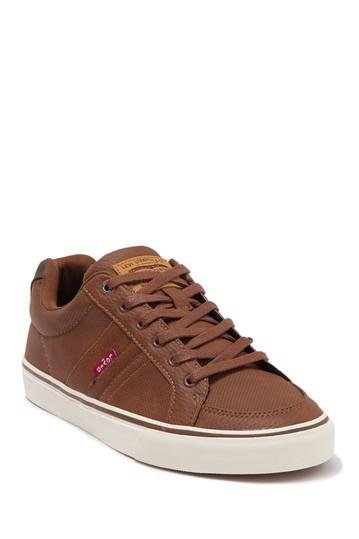 Кроссовки Turner на шнуровке с полосками по бокам Levi's®